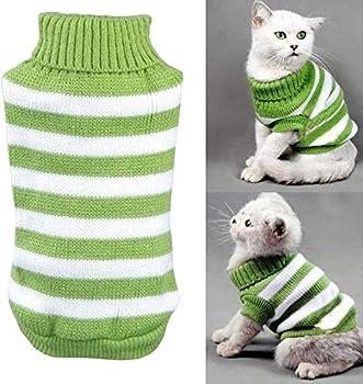 Pull pour animal de compagnie - Confortable - Pour chien et chat de petite taille