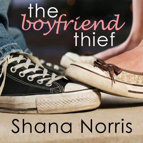 The Boyfriend Thief audiobook cover art