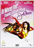 To_Wong_Foo,_Thanks_for_Everything,_Julie_Newmar [Reino Unido] [DVD]
