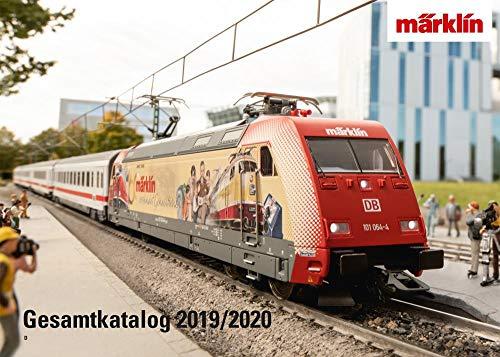 Märklin 15704 Katalog 2019/2020 DE