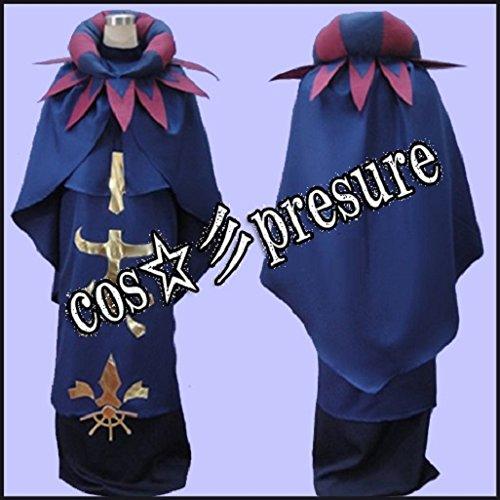 『1954 【cos-presure】Fate Zero フェイトゼロ キャスター 風☆彡コスプレ衣装』の1枚目の画像