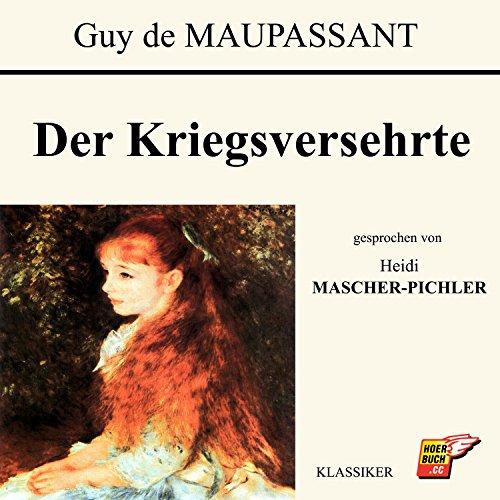 Der Kriegsversehrte audiobook cover art