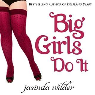 Big Girls Do It audiobook cover art