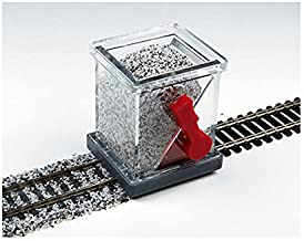 HO SCALE BALLAST SPREADER with SHUTOFF - HO Scale