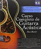 CURSO COMPLETO DE GUITARRA ACUSTICA - (1 Vol. + 2 Cds) (Música)