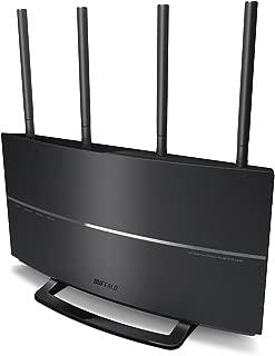BUFFALO 無線LAN親機 11ac/n/a/g/b 1733+800Mbps ハイパワー Giga 1.4GHzデュアルコアCPU搭載 WXR-2533DHP