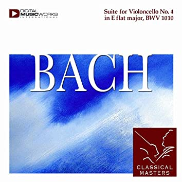 Suite for Violoncello No. 4 in E flat major, BWV 1010