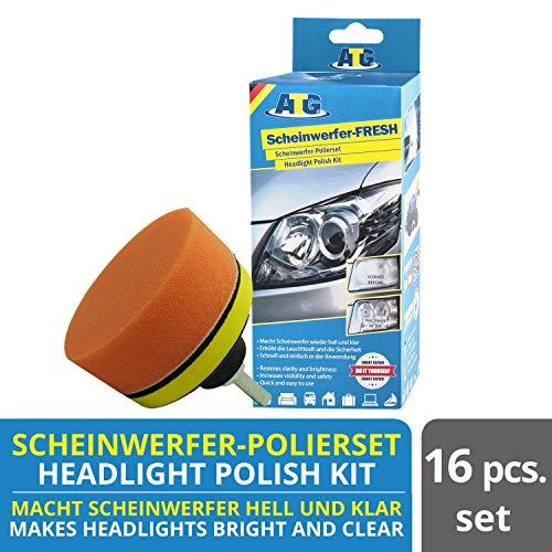ATG | koplampreparatieset | koplamp FRESH | polijstset | plexiglas polish | ATG112