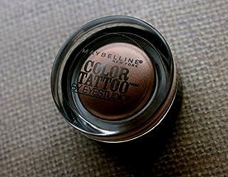 Maybelline Eyestudio Color Tattoo 24hr Cream Eye Shadow in Bad to The Bronze 14 Oz.