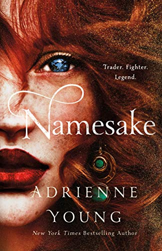 Namesake: A Novel (Fable Book 2) (English Edition) von [Adrienne Young]