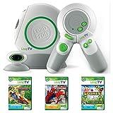 LeapFrog LeapTV Educational Gaming System Bundle Plus 3 Games!