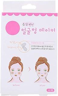 40 stks gezicht opheffen sticker onzichtbare dunne gezicht stickers, gezicht opheffen patch onzichtbare artefact sticker l...