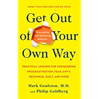 Deals on Get Out of Your Own Way: Overcoming Self-Defeating Behavior Kindle