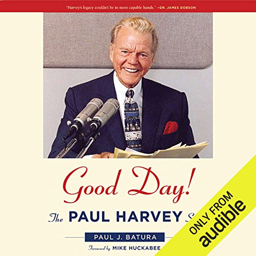 Good Day! audiobook cover art