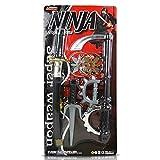 HC-Handel Cuchillo Ninja Espada Batalla Espada Daga Navaja Espada Ninja, Estrella lanzando