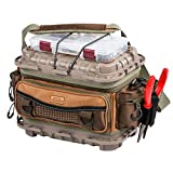Plano Guide Series 3500 Size Bag - Includes Five 3500'S, Tan/Brown