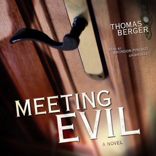 Meeting Evil audiobook cover art