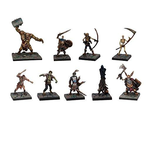 Mantic Games MGDS12 - Set da gioco con miniature, multicolore