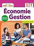 Économie-Gestion 1re, Tle Bac Pro ASSP et AEPA, modules 2, 3, 4 (2020) Pochette élève