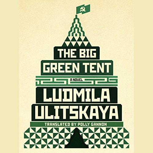 The Big Green Tent cover art