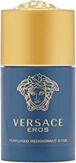 Versace Eros geparfumede deodorantstick, voor heren, per stuk verpakt (1 x 75 ml)