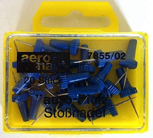 Aeronaut Aero-Pick Stoßnadeln Modellbau 20 Stück 785502 Andys Hobby Shop