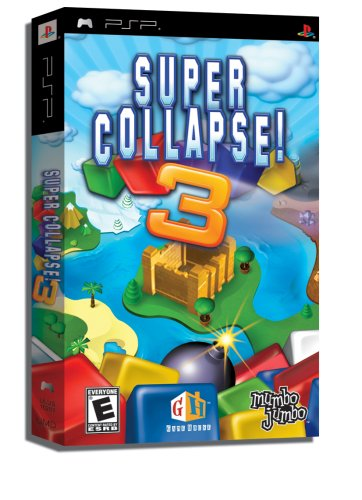 Super Collapse! 3 - Sony PSP by Mumbo Jumbo