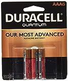 Duracell Quantum Alkaline AAA Batteries, 6-Count, 2 Pack