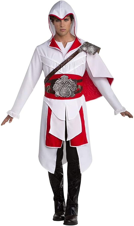nuevo listado LF Centennial Pte. Assassin'S Creed II Ezio Mens Fancy Fancy Fancy Dress Costume X-Large  comprar marca