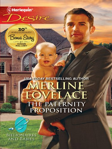 The Paternity Proposition (Billionaires And Babies Book 25) (English Edition)