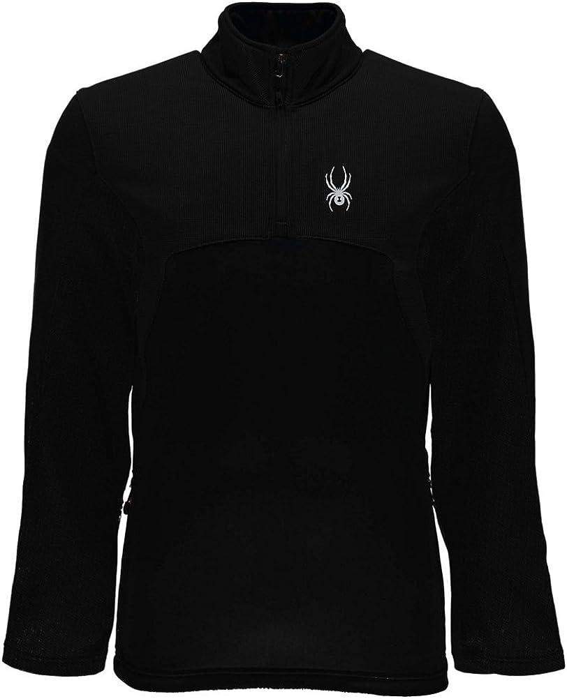 Spyder Men's Sales for sale Capitol Indianapolis Mall Fleece 1 Jacket Hard Zip Face 2