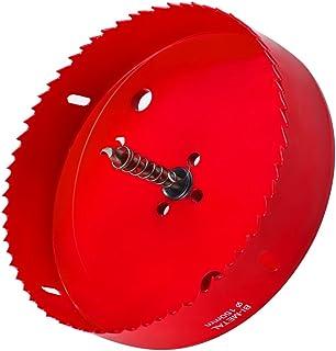6 Inch Hole Saw for Making Cornhole Boards – Heavy Duty Steel – Corn Hole..