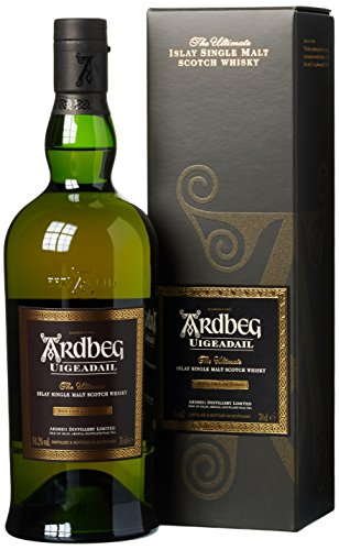 Ardbeg Uigeadail The Ultimate Islay Single Malt Scotch Whisky 0,70l