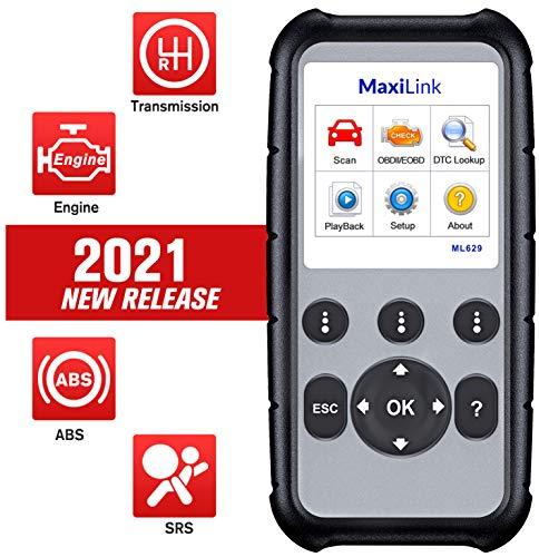 5. Máquina de diagnóstico Autel MaxiLink ML629