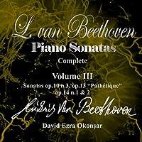 Complete Beethoven Piano Sonatas 3