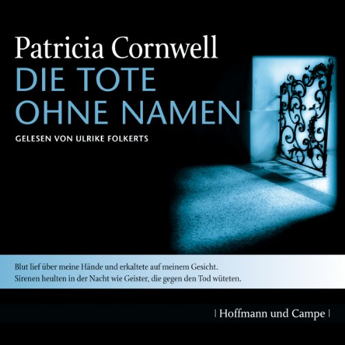 Die Tote ohne Namen audiobook cover art
