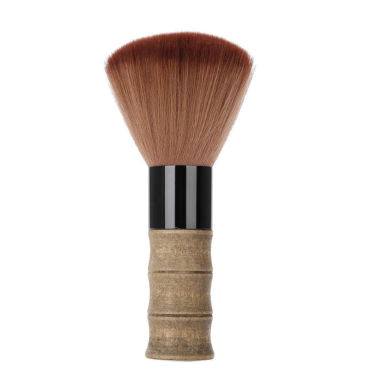 クレア徹底的に最小ヘアブラシ ヘアカット ヘアスポンジ ネック理髪店 掃除前髪 美容院 家用 携帯用