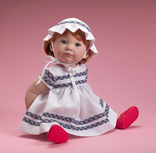 """AT8400 Pique Picnic 18"""" Baby Button Nose Outfit EFFANBEE Retired Doll Outfit ONLY NO Doll"""