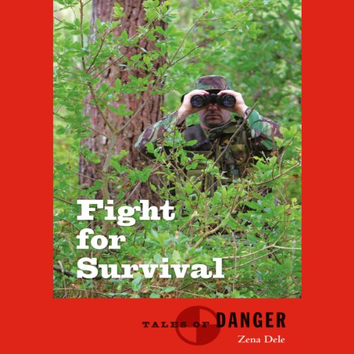 Fight for Survival audiobook cover art