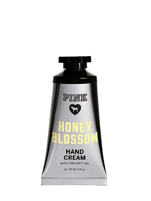 弾力性のあるガチョウ顎VICTORIA'S SECRET ヴィクトリアシークレット/ビクトリアシークレット PINK ハニーブロッサム ハンドクリーム/PINK HAND CREAM [並行輸入品]