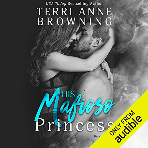 His Mafioso Princess audiobook cover art