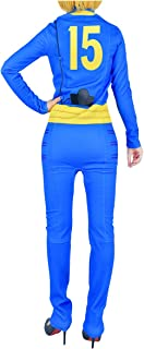 DAZCOS US Size Unisex 13/15 /101 Number Jumpsuit Bodysuit Cosplay Costume