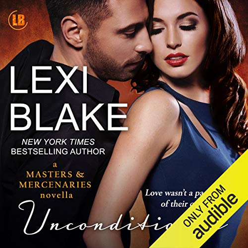 Unconditional audiobook cover art