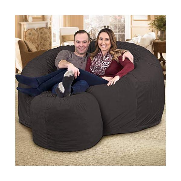 Bean Bag Chair for 2 adults