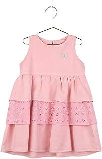 Conguitos Confort Vestido informal, Rosa Claro, normal para Niñas