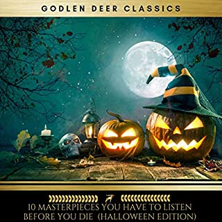 10 Masterpieces You Have to Listen Before You Die [Halloween Edition]                   Auteur(s):                                                                                                                                 H. P. Lovecraft,                                                                                        Washington Irving,                                                                                        Robert Louis Stevenson,                   Autres                          Narrateur(s):                                                                                                                                 Erica Collins,                                                                                        Brian Kelly,                                                                                        Josh Smith,                   Autres                 Durée: 47 h et 21 min     Pas de évaluations     Au global 0,0
