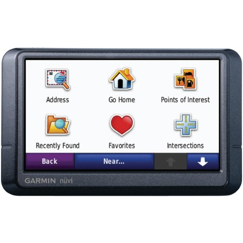 Garmin nüvi 255W 4.3-Inch Portable GPS Navigator (Discontinued by Manufacturer)
