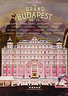 The Grand Budapest Hotel by 20th Century Fox