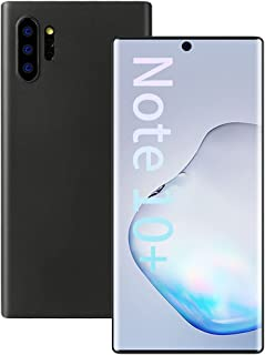 Samsung Note 10+ケース 超薄型 memumi Note 10プラス カバー 0.3㎜のスリム PPハードケース Qi充電対応 指紋防止 人気ケース·カバー