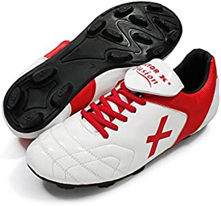 Vector X Fusion, Men's Soccer Shoes, Red, 6 UK (40 EU)